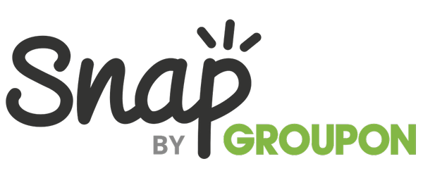 Snap by Groupon Logo