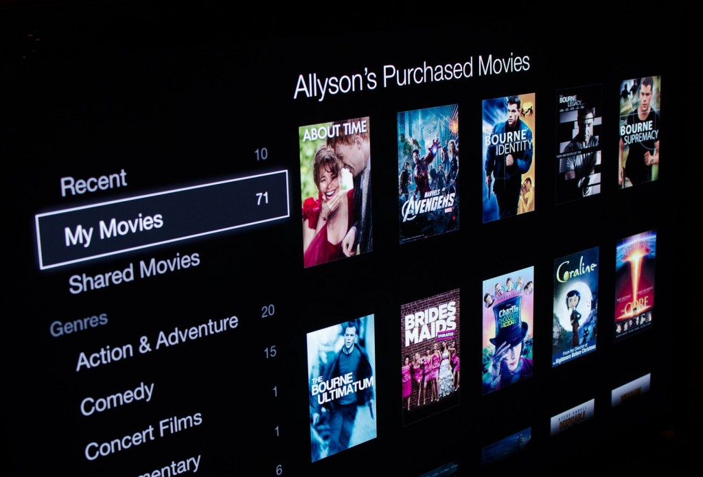 How to stream music, movies, Tv shows to Apple TV with iTunes