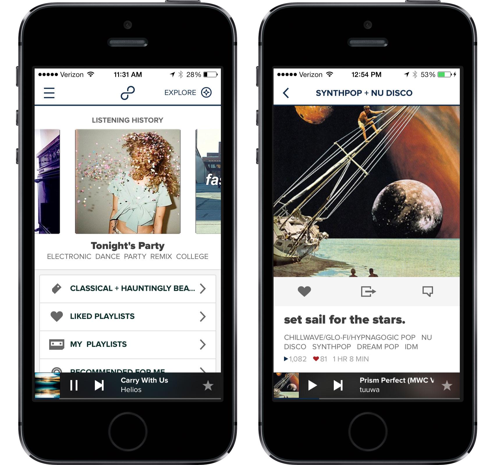iOS-music