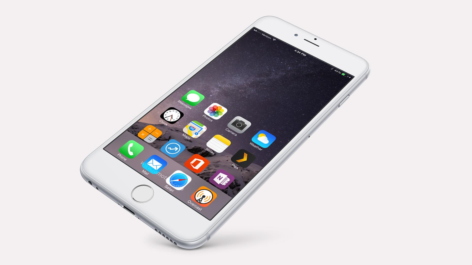 How to take screenshot iphone 6 plus