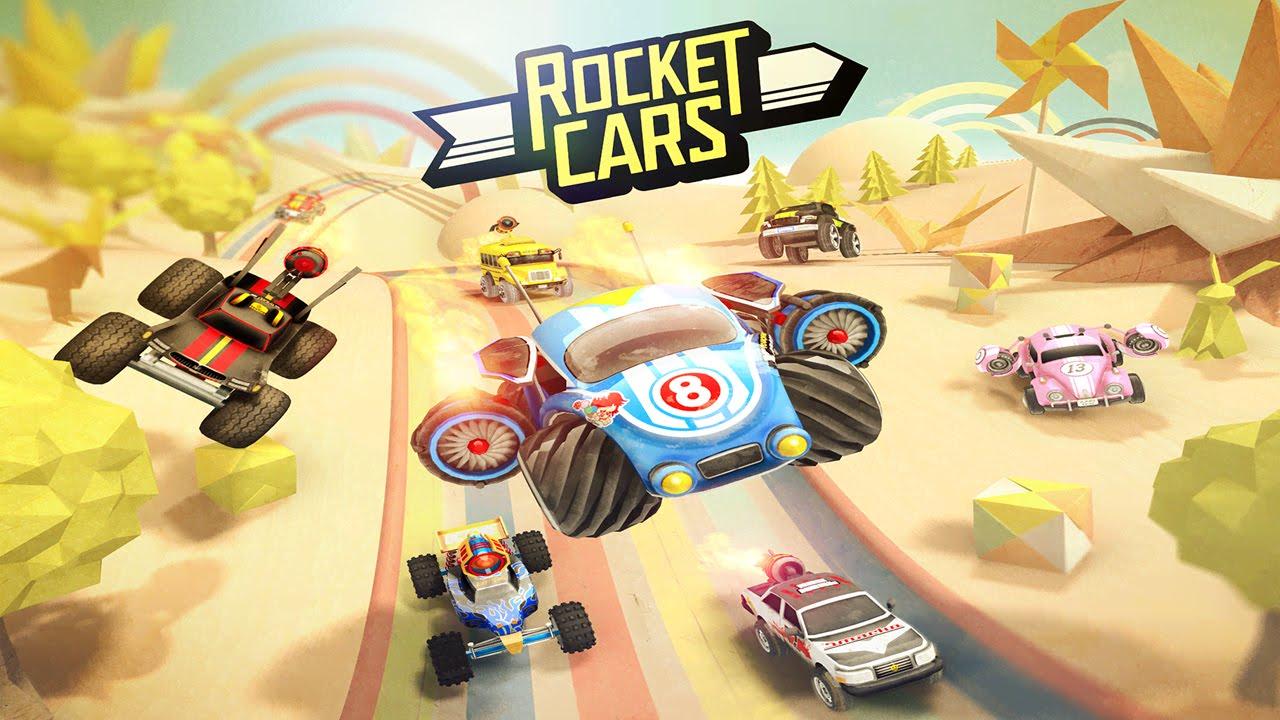 Rocket-Cars