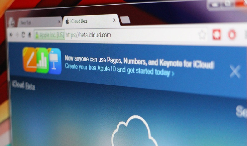 iCloud beta lets to create Apple ID and use pages, keynote