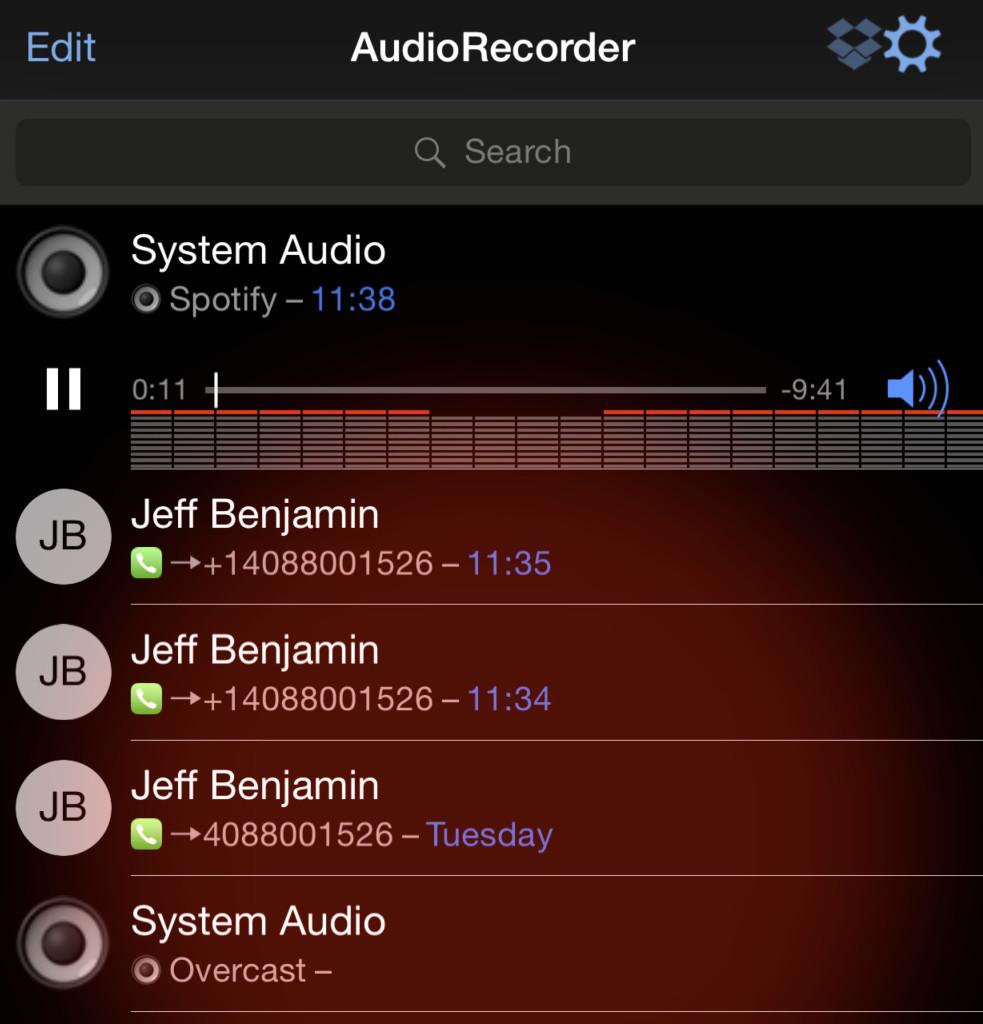 AudioRecorder-Featured