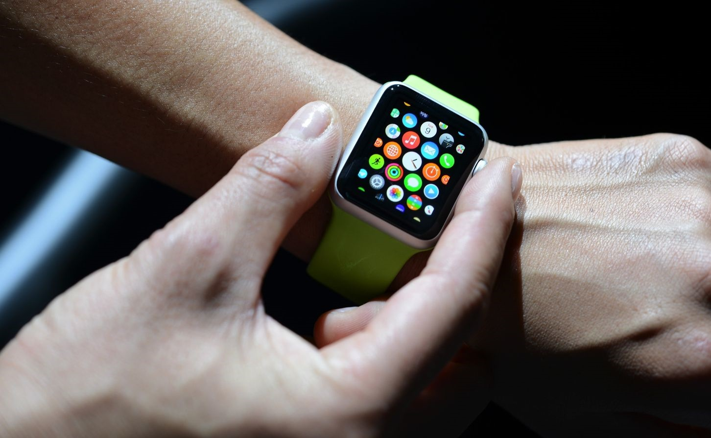 Apple Watch will be available from June via retail stores