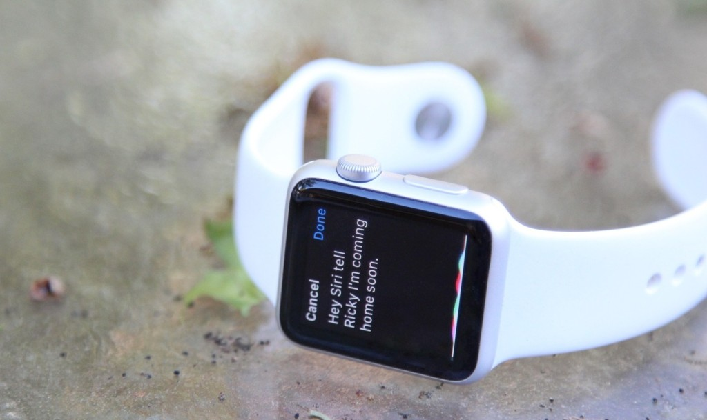How to send message with Siri on Apple Watch – The iBulletin