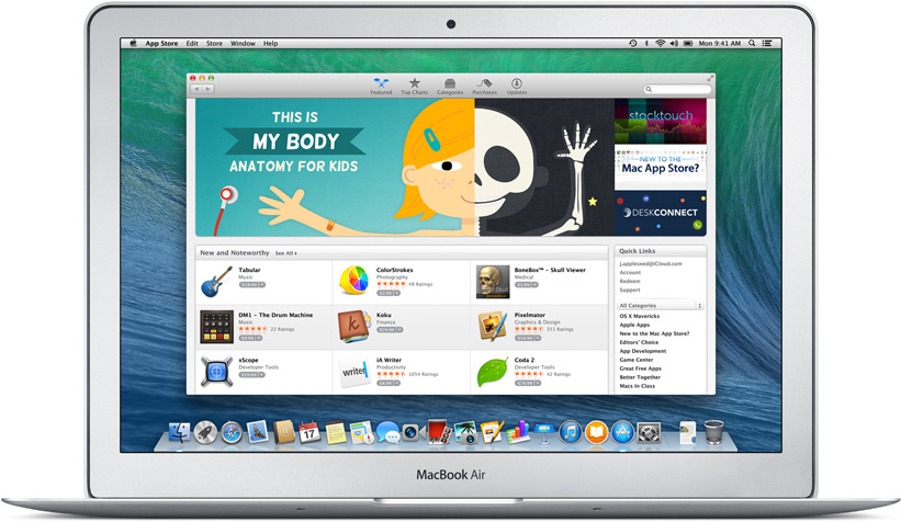 Built on a solid unix foundation and designed towards the simple and intuitive, mac emphasize creativity, security