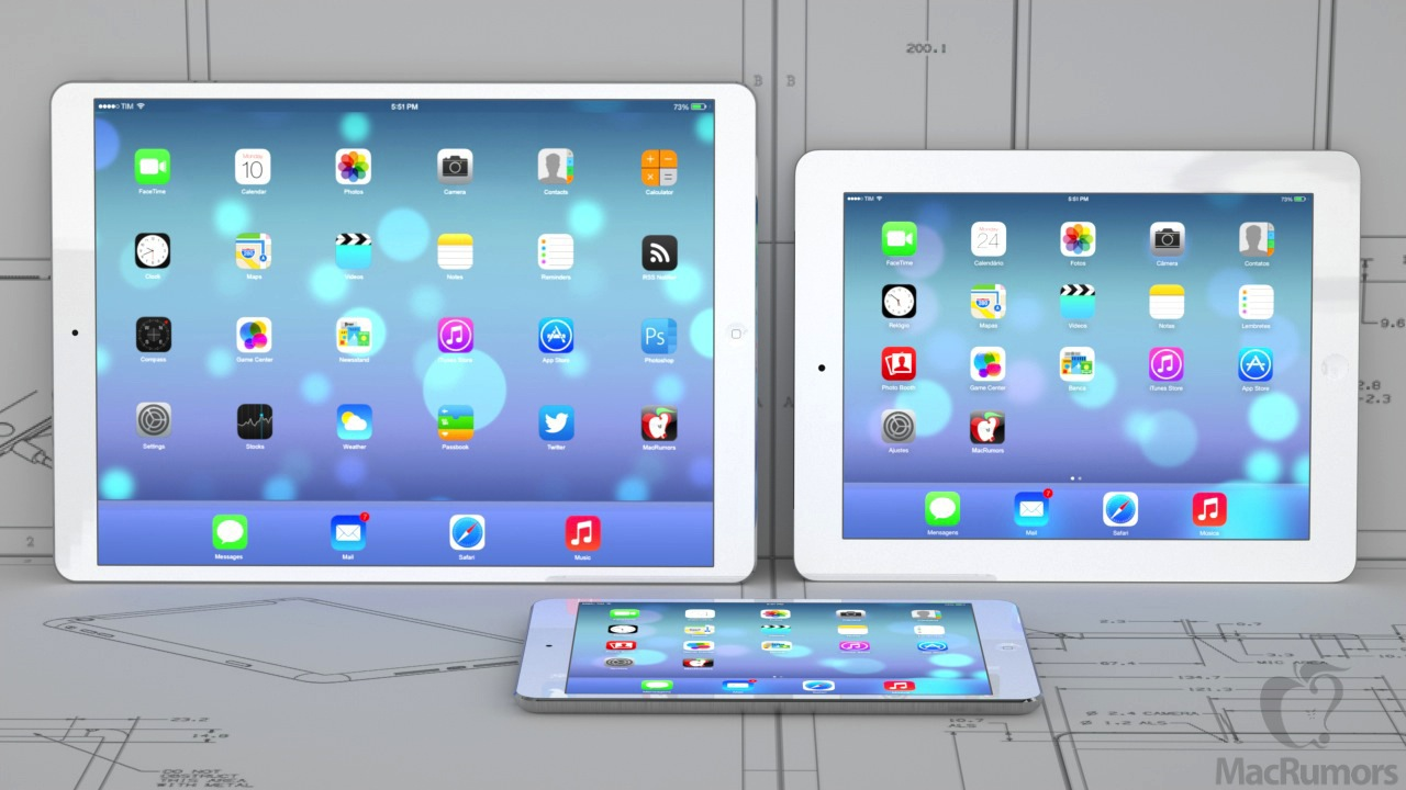 Apple to release iPad mini and no new iPad Air in 2015