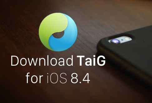 How to jailbreak iOS 8.4 with TaiG 2.2.0