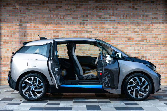 Reportedly Apple in plan to use BMW i3 basis for its own electric car