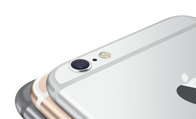 iPhone 6s comes with 12 MP camera and 4k video recording