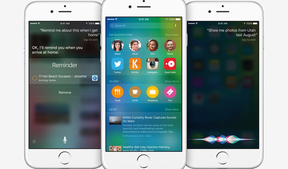 Apple iOS 9.1 beta
