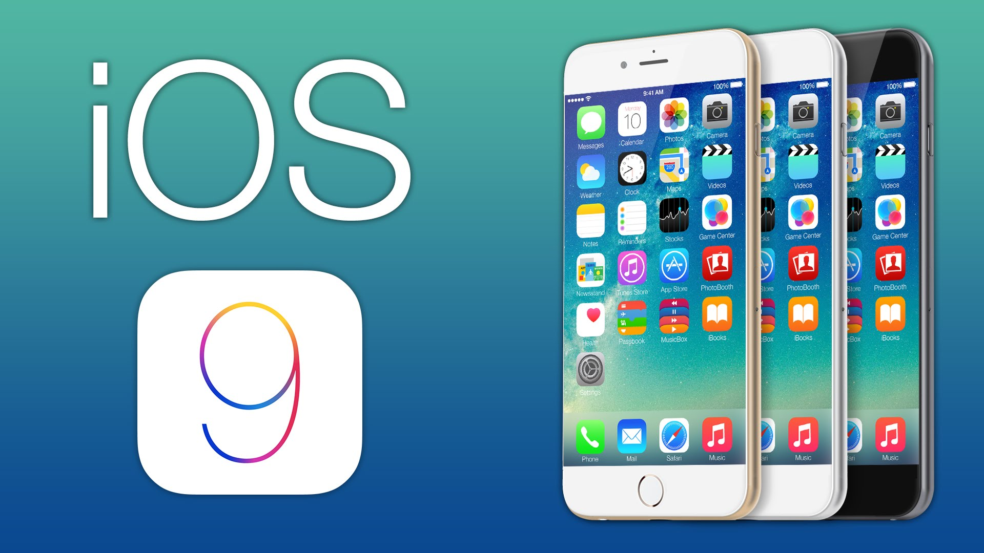 Apple's iOS 9 and its features