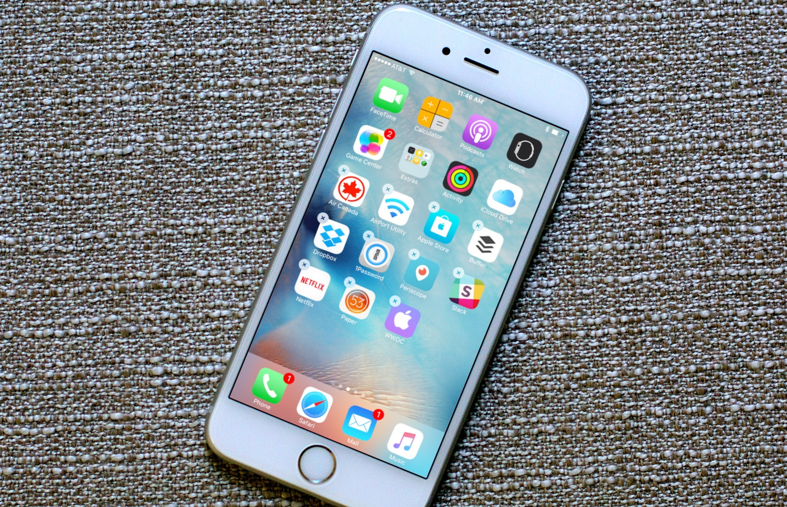 How to move or delete apps with 3D Touch on iPhone 6S