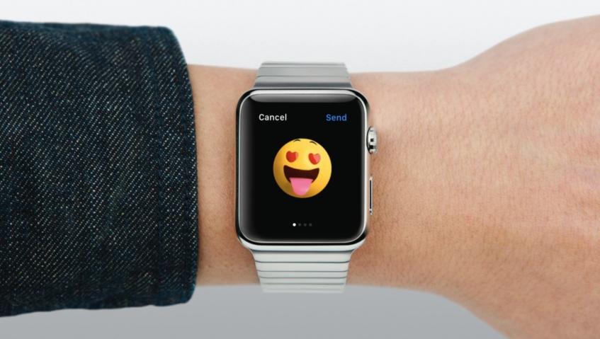 WatchOS 2 brings new animated emojis