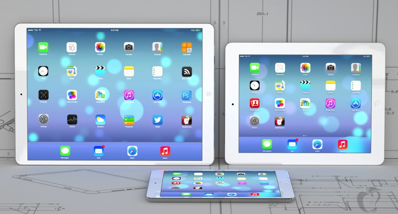 iPad Pro and iPad mini 4 to debut at September 9 event