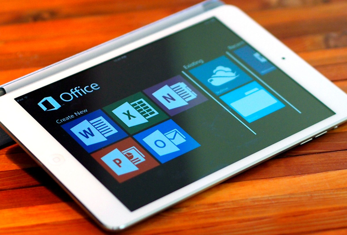 iPad Pro users need to subscribe Office 365 to edit files