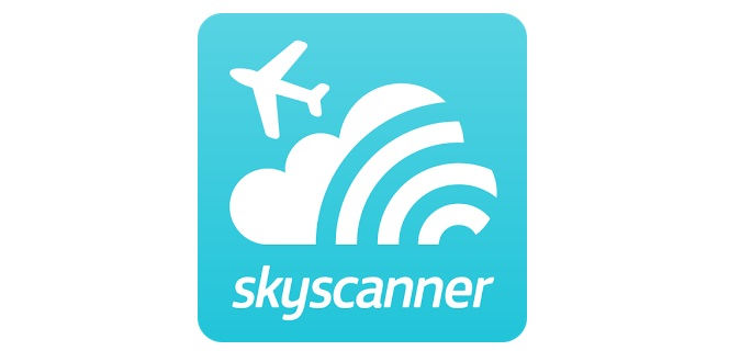 Use Skyscanner app to compare cheap flights and save money