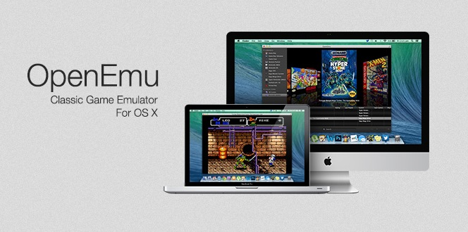 Classic games on Mac
