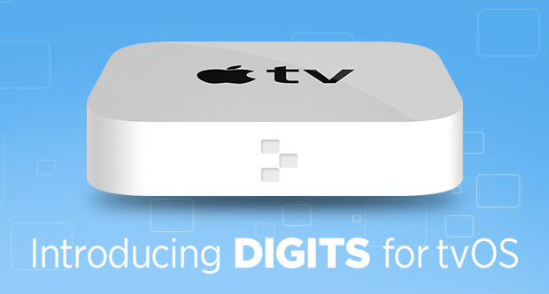 Twitter announces Digits-based logins for tvOS