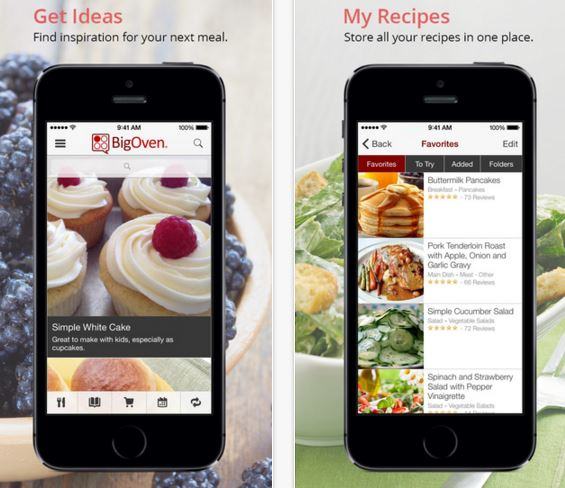 Bigoven best recipe app for ios users the ibulletin currently this application is running on version 63 which brings a new search option for all bigovens public recipes the latest update adds a share forumfinder Images