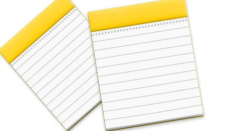 How to add checklists to the notes on iOS and OS X