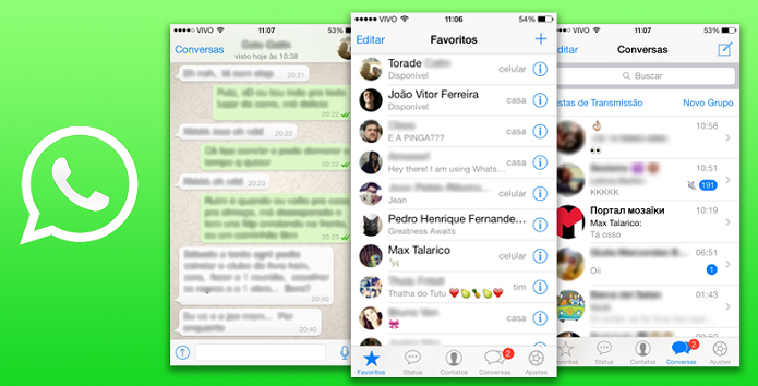 How to change WhatsApp Chat Wallpaper on iPhone