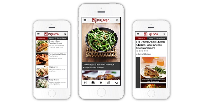 Bigoven best recipe app for ios users the ibulletin bigoven best recipe app for ios users forumfinder Images