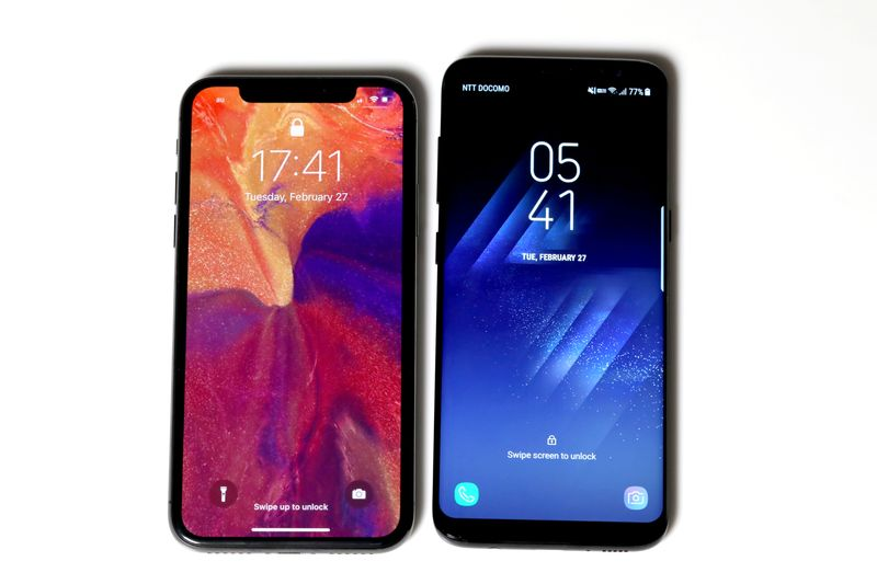 These attempts to best the iPhone X notch only validate Apple's design
