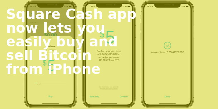 Square cash now allows anyone to buy and sell bitcoin money initially appeared as a simple method to send and get cash amongst loved ones and the application has kept on adding present day highlights to ccuart Image collections