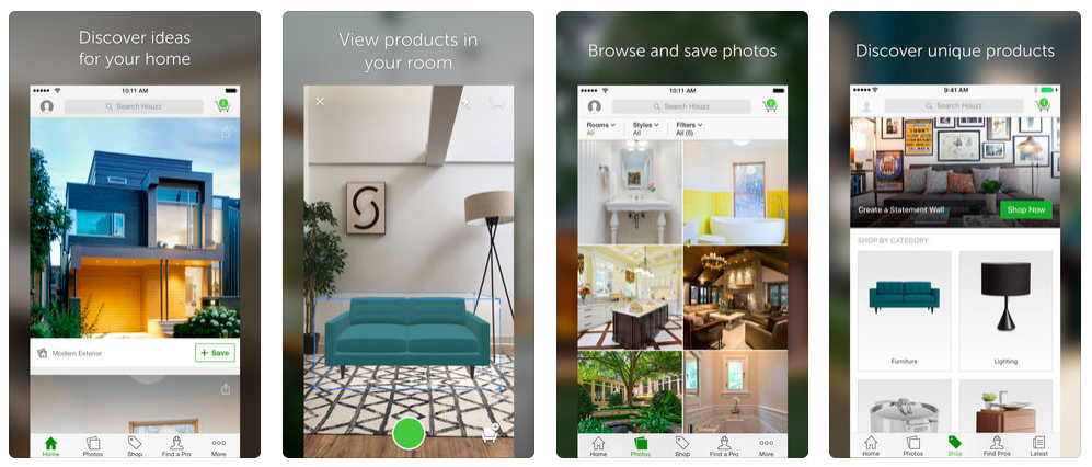 Houzz interior design ideas for ios review the ibulletin for Houzz interior design ideas