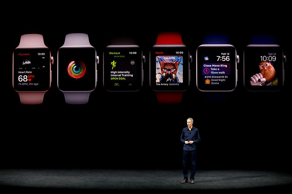 Apple aces global wearables market says new IDC report