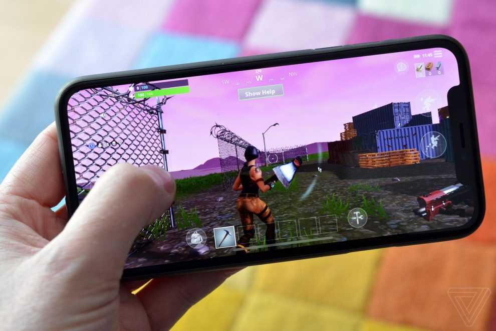 Fortnite Mobile Has Already Earned $1 Million in Just Three Days