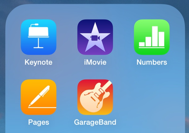 iWork apps for Mac and iOS updated with New Features, Apple