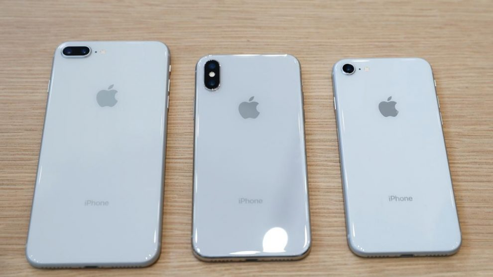 More people are buying the iPhone 8 than iPhone X
