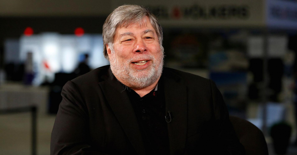 Apple Co-founder Wozniak Latest To Delete Facebook Over Data Scandal