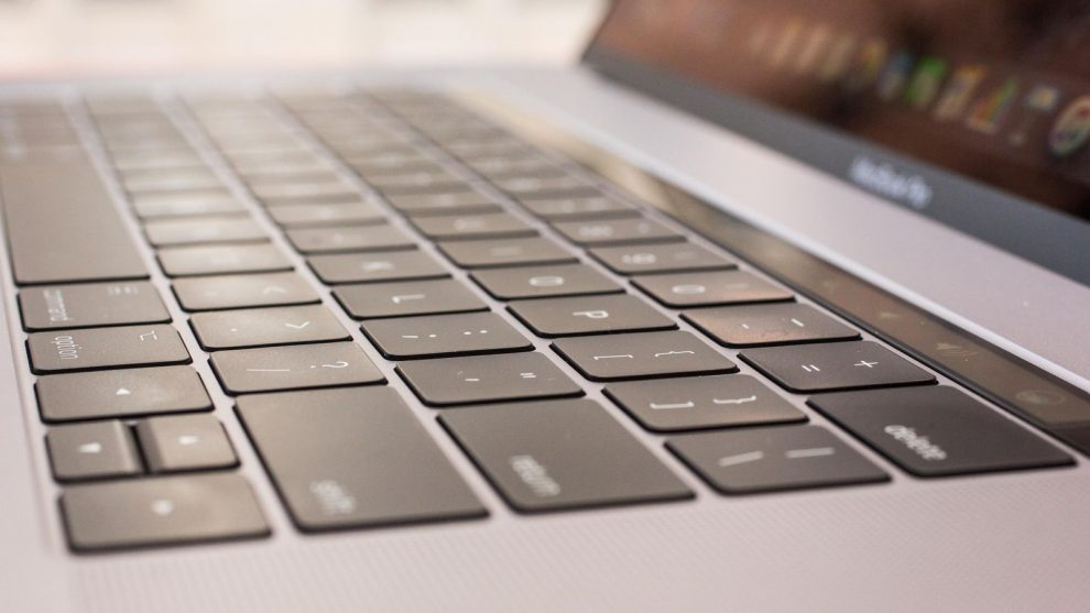 Apple Hit with Class Action Suit over MacBook Keyboard Failures