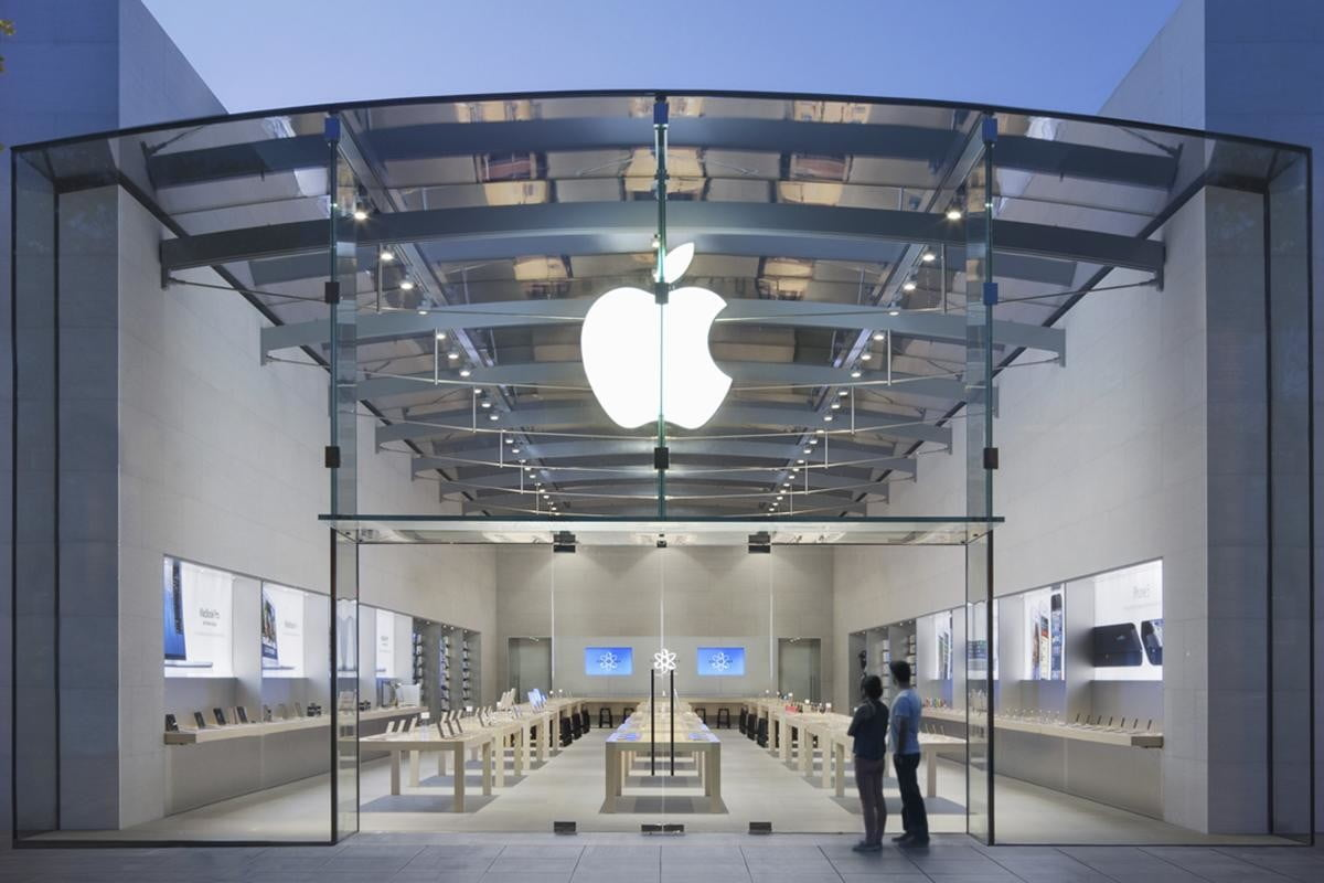 Apple Stores to reach 600 outlet landmark by 2023