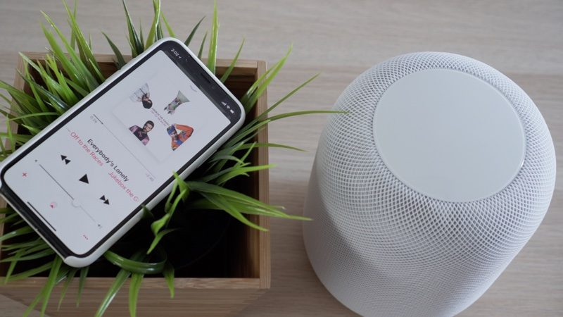 Apple Sold an Estimated 600,000 HomePod Speakers During First Quarter of 2018