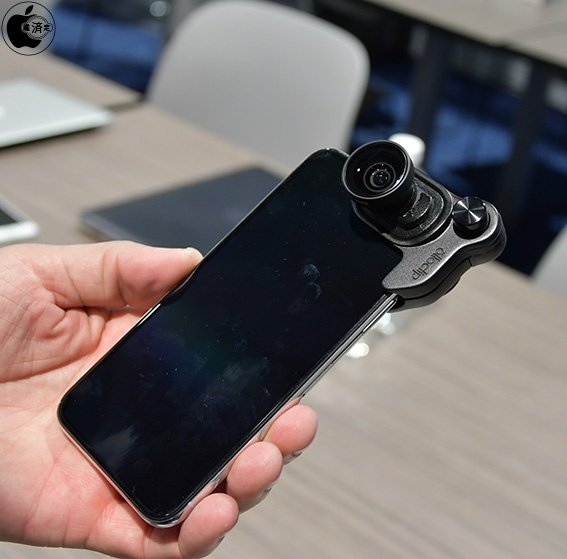 brand new 3d347 10488 Olloclip releases Connect X lens system exclusively for Apple iPhone ...