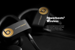 Lawsuit against Powerbeats
