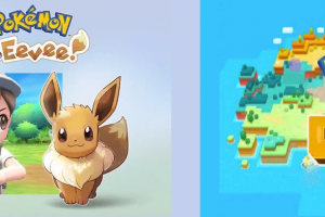 Pokemon Quest, Pokem: Let's Go