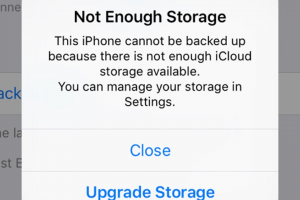 iCloud still offering just 5 GB free storage