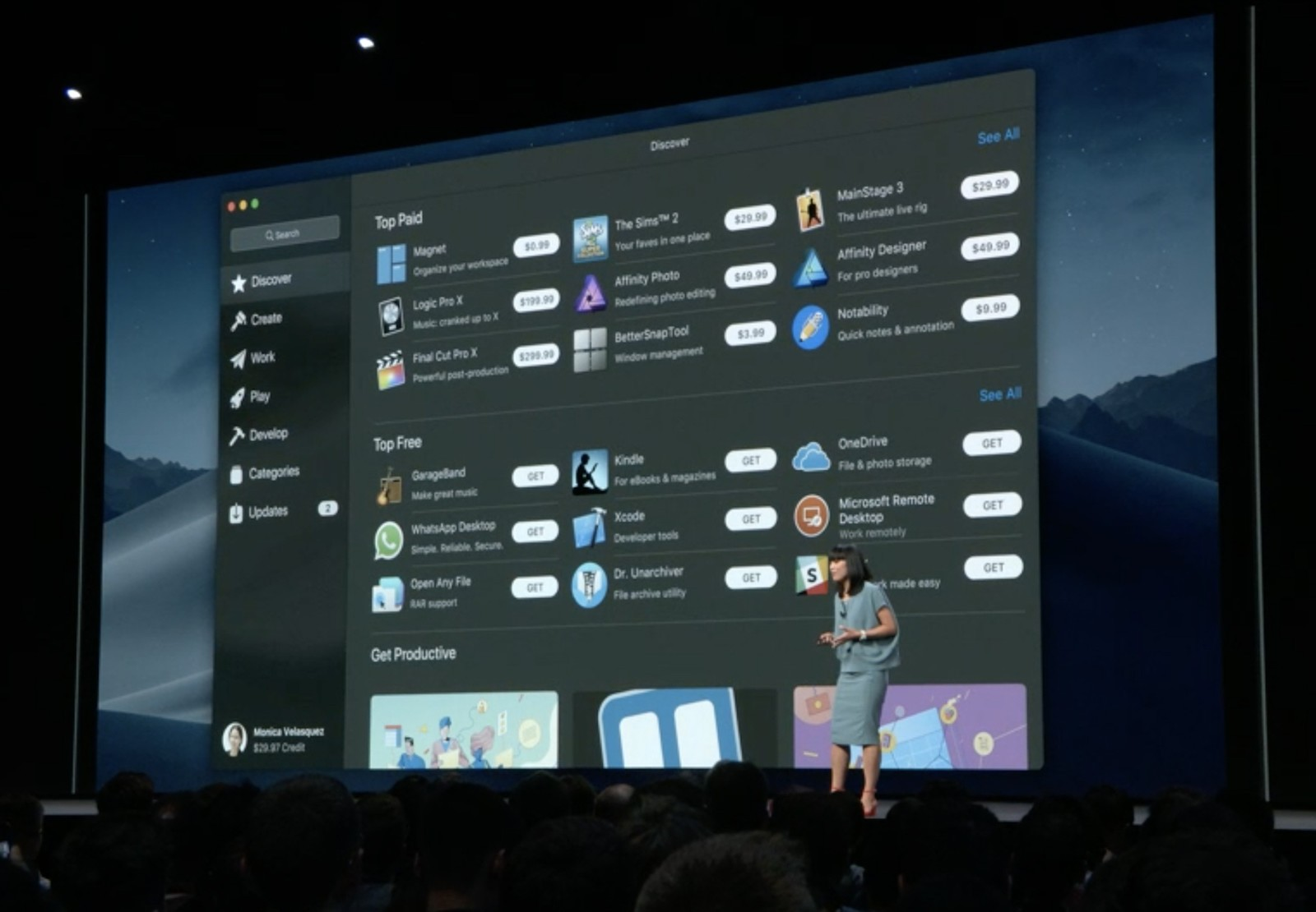 Apple brings App Stores inline with each other