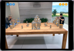 ARKit 2.0 might help at schools