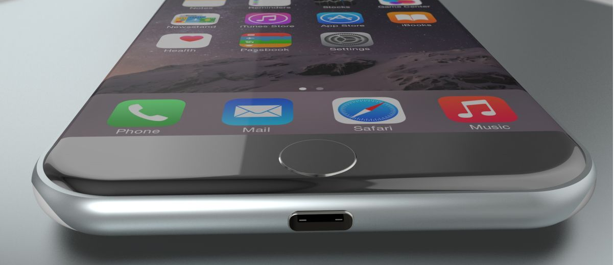2019 iPhone with Type-C