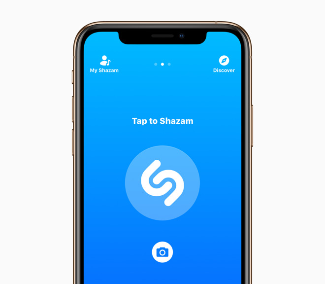 Apple completes deal for Music identification services Shazam