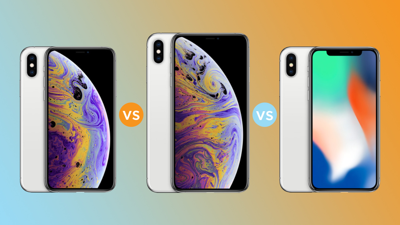 Should you upgrade your iPhone X to iPhone XS or XS Max?
