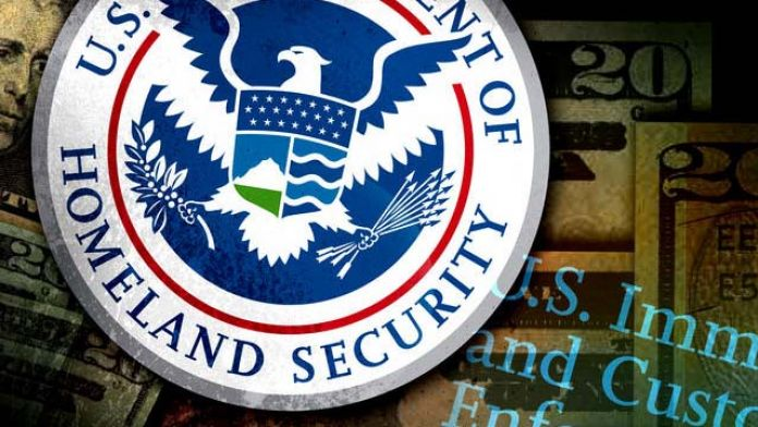 Department of Homeland Security (DHS) supports on China's Spy issue