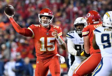 Chiefs vs Chargers