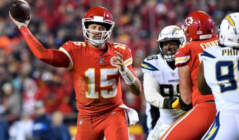 Kansas City Chiefs vs Los Angeles Chargers Team News, Match Time & Venue